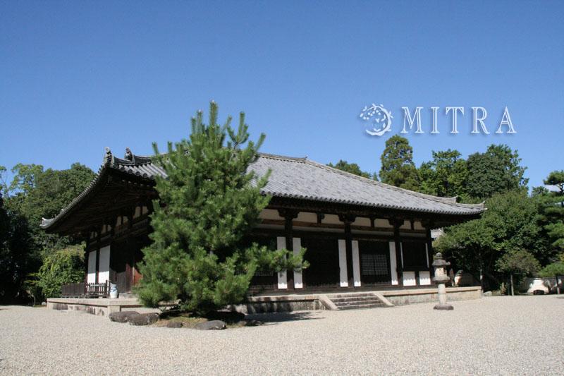 秋篠寺~平城宮跡
