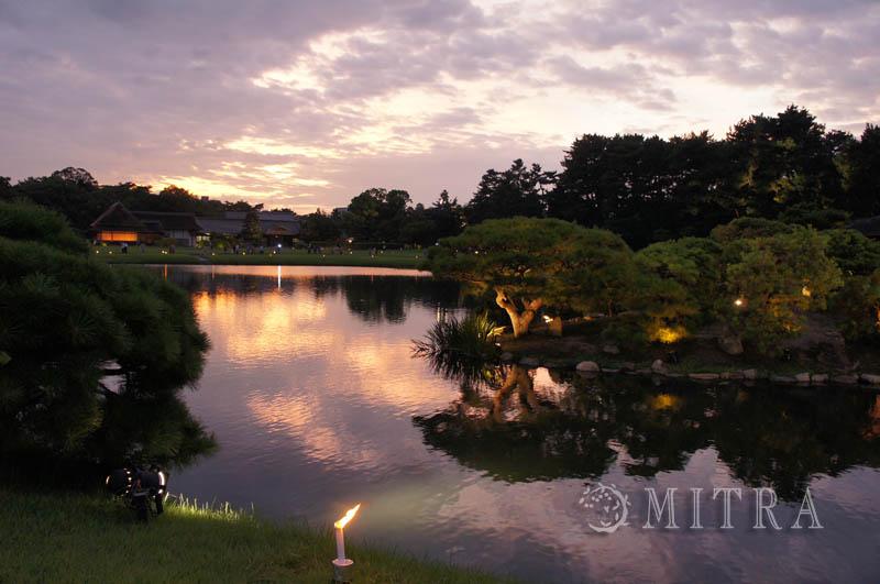 岡山~後楽園