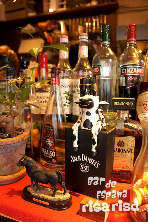 Bar de Espana risarisa